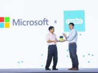从研发到落地,细数微软与ROOBO这场AI合作!