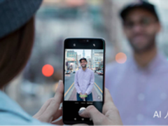 AI虚化光斑 商汤科技助一加6定义AI人像美拍