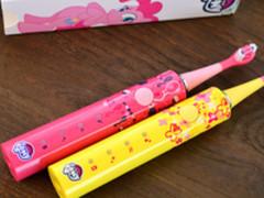 小马宝莉智能声波牙刷评测:让孩子爱上刷牙