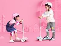 米兔儿童滑板车发布:三挡高度可调 售249元