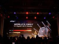 全球首款无线速度超过10Gbps的802.11ax路由
