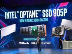 Computex英特尔还展示了905P SSD/28核至强