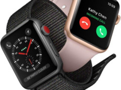 智能穿戴设备数据统计:苹果/华为增幅明显