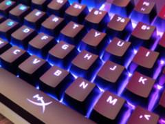 从玩家需求出发 HyperX展示RGB电竞键鼠