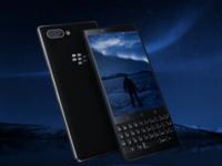 信心十足 黑莓斥资千万为KEY2手机打广告