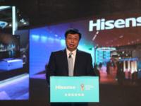海信周厚健:中国电视市场空间依然十分巨大
