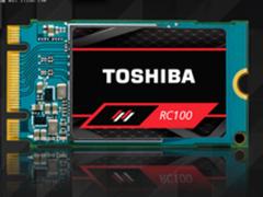 强劲高效 东芝RC100 NVMeTM SSD全新上市