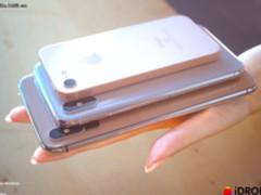 新款iPhone钢化膜曝光 廉价版边框略宽