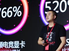 超频电竞显卡销额增766%,京东618数据出炉