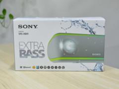 私人聚会神器 索尼SRS-XB41蓝牙音箱评测