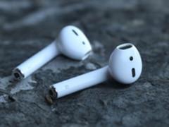 苹果新AirPods曝光:或支持降噪+防水功能