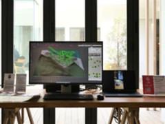 8K显示器亮瞎眼 戴尔演绎人机互动新时代