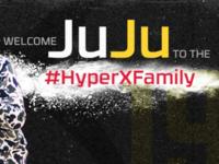 朱朱史密斯-舒斯特担任HyperX品牌代言人
