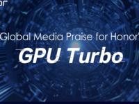 墙内开花墙外香 外媒盛赞荣耀GPUTurbo技术
