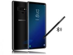 三星Note 9渲染照流出 确认搭载蓝牙S Pen