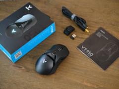 全能新旗舰  雷柏VT950双模游戏鼠标评测