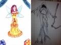 玩家童年印记 俄罗斯小游戏迷课本涂鸦
