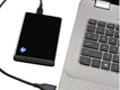 USB3.0接口自适应 惠普1TB移动硬盘评测